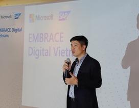 Microsoft bắt tay cùng SAP ra mắt giải pháp mây hóa đầu tiên trên thị trường tại Việt Nam