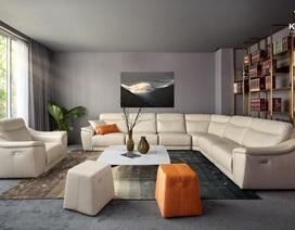 Thương hiệu sofa da thật số 2 châu Âu sẽ xuất hiện trong Vietbuild TP.HCM tháng này