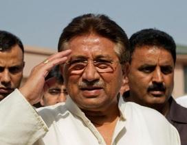 Cựu Tổng thống Pakistan bị tuyên án tử hình