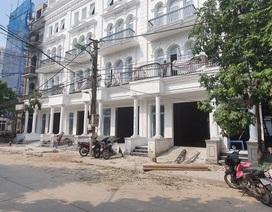 Chưa tìm được đối tượng chặt trộm cây xanh trong đêm ở Hà Nội