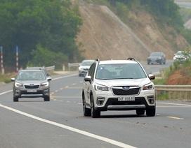 Subaru giảm giá đồng loạt các mẫu Forester