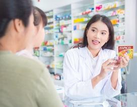 Tiêu chí tư vấn thuốc hạ sốt cho bé của dược sĩ