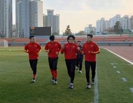 Quang Hải chạy đua với thời gian trước giải U23 châu Á