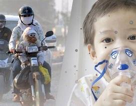 Viêm họng cấp khiến trẻ mệt mỏi, cha mẹ hãy cho trẻ uống cốm Tiêu Khiết Thanh
