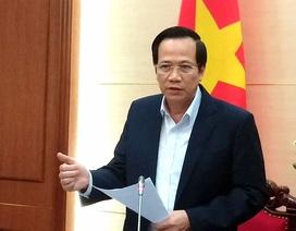 """Bộ trưởng Đào Ngọc Dung: """"Nghịch lý thiếu cả thầy lẫn thợ"""""""