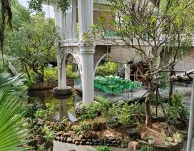 """Quảng Ngãi: """"Xén"""" đất giáo dục xây quán cà phê"""