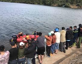 Câu cá trên Biển Hồ, nam thanh niên bị chìm thuyền tử vong