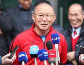 """HLV Park Hang Seo: """"Cầu thủ Việt Nam có tố chất như Son Heung Min"""""""