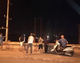 Sập trụ cầu tạm công trình cầu Hòa Bình 2, một người tử vong