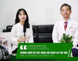 """Tài Phát Sport - Talkshow cùng BS Nguyễn Trọng Thủy về """"Bệnh cột sống - Nguy cơ trẻ hóa và mối lo không của riêng ai"""""""