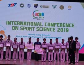 Trường ĐH vinh danh 12 sinh viên đoạt huy chương SEA Games 30