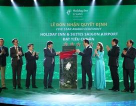 Khách sạn Holiday Inn And Suites đầu tiên tại Việt Nam đạt chứng nhận khách sạn 5 sao