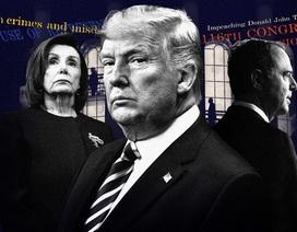 4 sự thật từ cuộc bỏ phiếu luận tội Tổng thống Trump tại Hạ viện