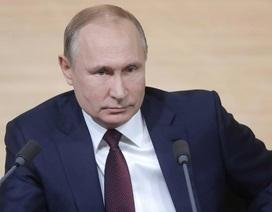 Ông Putin tiết lộ thách thức lớn nhất trong 20 năm lãnh đạo nước Nga
