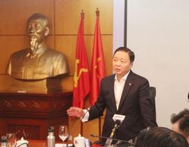 Bộ trưởng Trần Hồng Hà: Thông tin không đúng về ô nhiễm không khí sẽ gây hoang mang