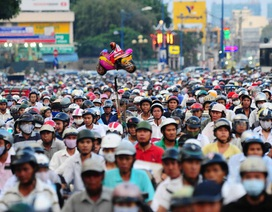 Sau 10 năm, dân số Việt Nam tăng thêm 10,4 triệu người