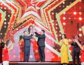 CEO PNJ Lê Trí Thông được vinh danh Top 10 Xuất sắc nhất giải thưởng Sao Đỏ năm 2019