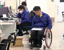 Nhật Bản hỗ trợ việc làm cho người khuyết tật