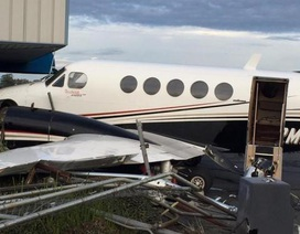 Thiếu nữ 17 tuổi cướp máy bay trong sân bay quốc tế Mỹ