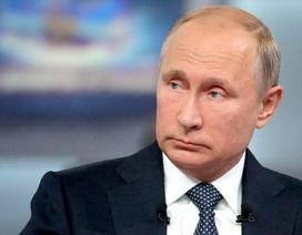 Tổng thống Putin lên tiếng về việc ông Trump bị luận tội