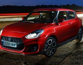 Suzuki sẽ trang bị động cơ hybrid cho Swift Sport và Vitara