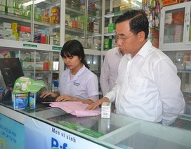Bộ Y tế yêu cầu trực 24/24 các điểm bán thuốc phục vụ người dân dịp Tết Nguyên đán