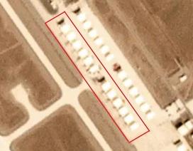 Ảnh vệ tinh tiết lộ 12 máy bay lạ tại căn cứ tuyệt mật của Mỹ