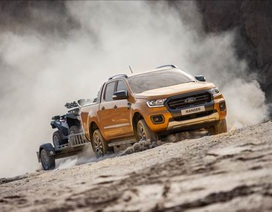 """Điểm danh những công nghệ mới của """"Vua bán tải"""" Ford Ranger"""