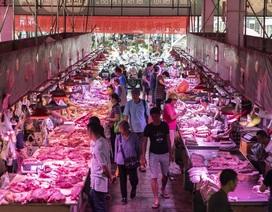 Ngân hàng Trung Quốc tặng thịt lợn để hút người gửi tiền