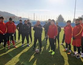Quang Hải trở lại, U23 Việt Nam sẵn sàng đấu đội K-League 3