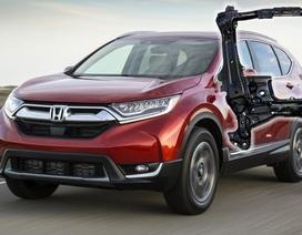 Volvo triệu hồi XC90 vì nguy cơ cháy, Honda CR-V bị lỗi trên khung phụ