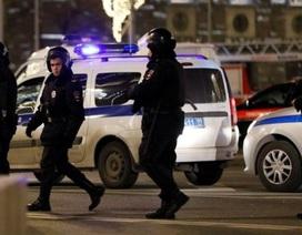Nổ súng bên ngoài trụ sở an ninh liên bang Nga, ít nhất 1 người chết
