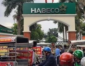Hàng trăm xe thương binh vây kín trụ sở, có vụ gì ở Habeco?