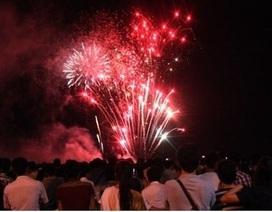 Huyện nghèo thuộc diện 30a bắn pháo hoa đón năm mới