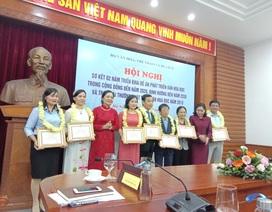 Cô thủ thư đi xin sách cho học sinh nghèo nhận Giải thưởng phát triển văn hóa đọc