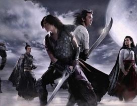 Những tác phẩm xuất sắc của dòng phim kiếm hiệp Trung Hoa