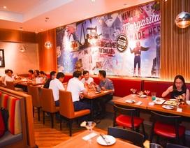 Chuỗi nhà hàng Mỹ tuổi đời hơn 40 năm lần đầu có mặt tại Việt Nam