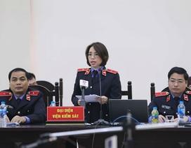 Viện Kiểm sát: Lá thư ông Nguyễn Bắc Son gửi vợ không phải thư tình!