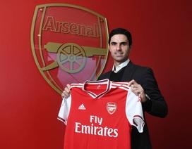 Arsenal chính thức bổ nhiệm HLV mới