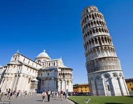 Tìm ra danh tính kiến trúc sư thiết kế Tháp Nghiêng Pisa