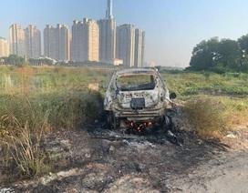Nghi án giết người cướp tài sản, đốt ô tô phi tang ở Sài Gòn