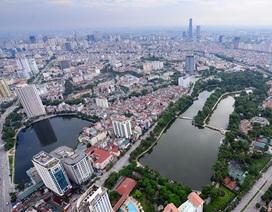 Khung giá đất tối đa ở Hà Nội, TPHCM là 162 triệu đồng/m2
