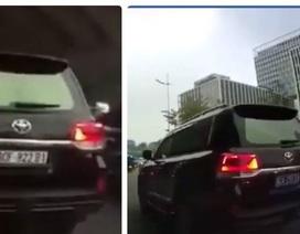 """Cục Cảnh sát giao thông chỉ đạo tăng cường xử lý ô tô """"hô biến"""" biển số"""