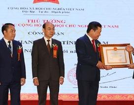 Huyện Thanh Liêm được công nhận huyện đạt chuẩn nông thôn mới