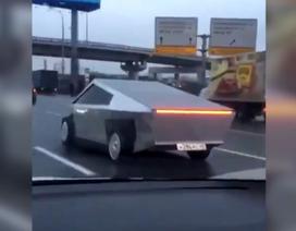 """Tesla Cybertruck chưa đi vào sản xuất đã có hàng """"nhái"""""""