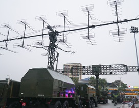 Cận cảnh dàn radar chống mục tiêu tàng hình tối tân của Quân đội Nhân dân Việt Nam