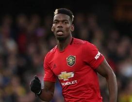 """Pobga trở lại mang niềm hi vọng cải thiện """"phong độ lạ"""" của Man Utd"""