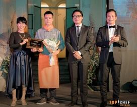 Dạ tiệc trao giải Top Chef mùa 2 tại tòa Lãnh sự quán Pháp