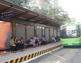 """TPHCM: Máy bán nước sẽ là """"mắt thần"""" tại trạm xe buýt?"""