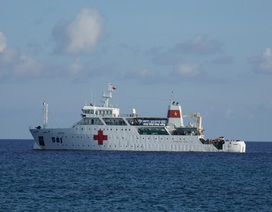 Tâm sự của thủy thủ con tàu đặc biệt - Bệnh viện trên biển
